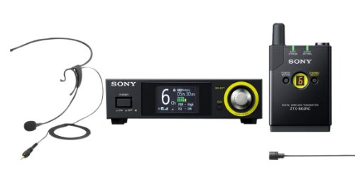 Sony DWZ-B50I Digital Wireless Instrument Set