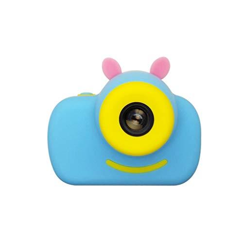 HCFKJ 8X Digitaler Zoom-Camcorder HD 1080P Handheld-Digitalkamera für Kinder (BU)