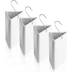 BonAura® Humidificateur de chauffage pour une respiration agréable en hiver - Radiateur en céramique humidificateur d'air - Remplissez simplement le vaporisateur avec de l'eau (4)