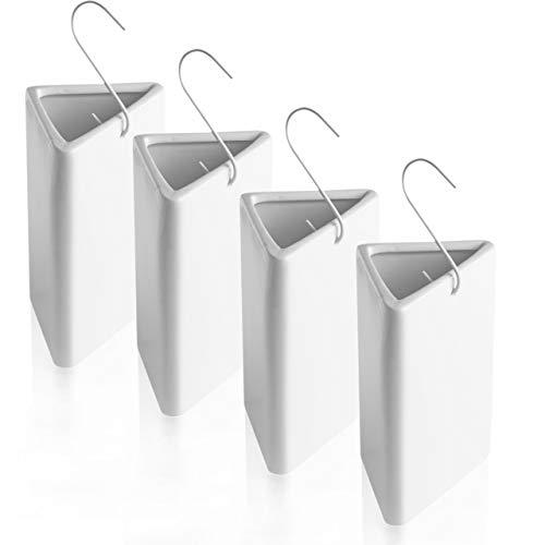 BonAura® Luftbefeuchter Heizung für angenehme Atmung im Winter - Keramik Heizkörper Luft Befeuchter - Den Verdampfer einfach mit Wasser befüllen (4)