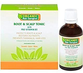 Organic Hair Energizer Wurzel und Kopfhaut Tonic -