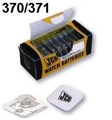 1-x-371JCB-370-SR920W-Pile-bouton--oxyde-dargent-pour-montre
