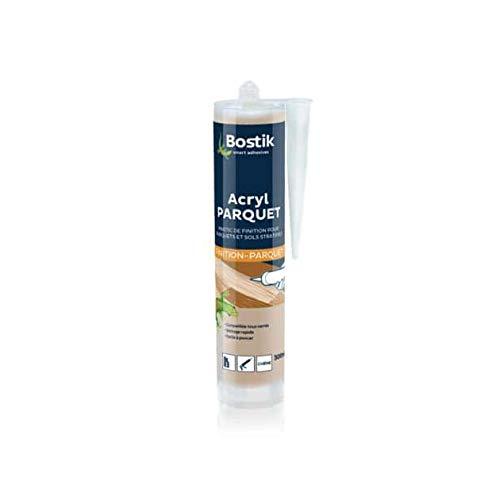 BOSTIK, dauerelastische Dichtmasse Parkett Eiche hell - 30605060 Acryl 300 ml