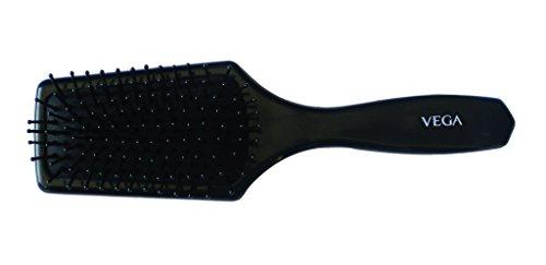 Vega Brosse à cheveux plate Mini. Sans nœuds de massage brosse à cheveux peigne. Code produit # 8586 M