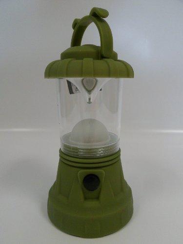 Lanterne nomade 11 led - vert