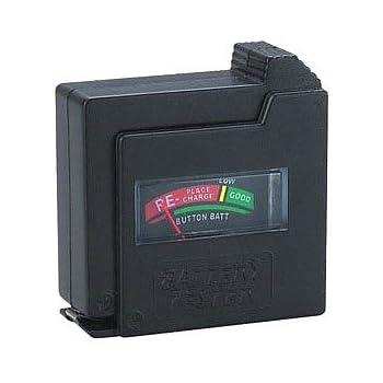 Universal Batterie Tester F 252 R Viele Knopfzellen Amazon De