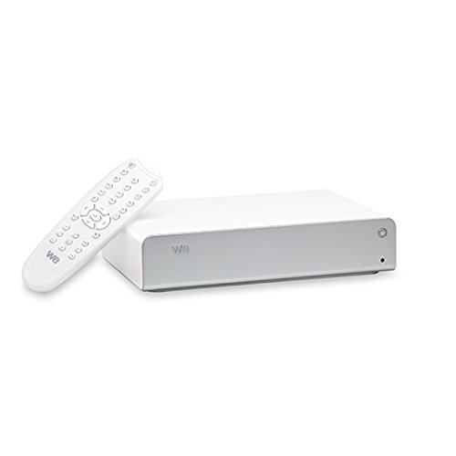 WE WE1057 - Disco duro multimedia de 3 TB (2 puertos USB 2.0, HDMI), blanco