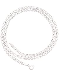 Silverwala 925 Sterling Silver Chain Necklace For Women