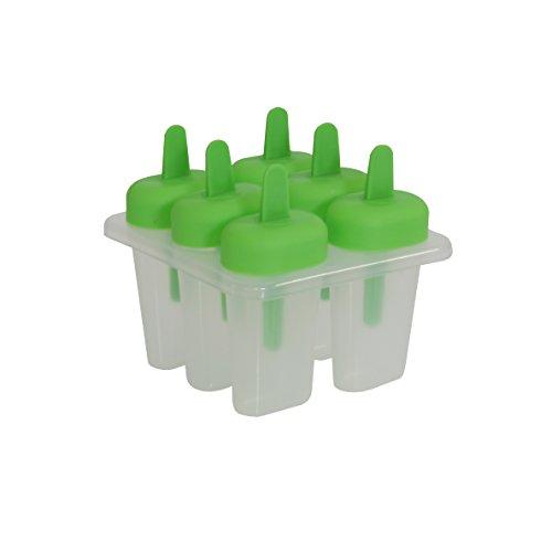Eisformen für 6 Portionen Eis Eisbehälter Form