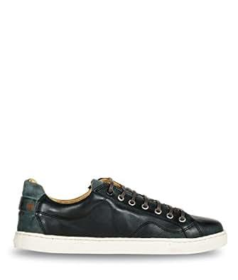 G-Star Footwear Visier 2 Leather, Baskets mode homme - Noir (000 Black), 40 EU