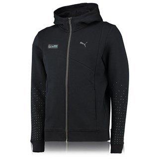 Und 1 Pullover (MERCEDES AMG PETRONAS Herren Sweater, schwarz, XL)
