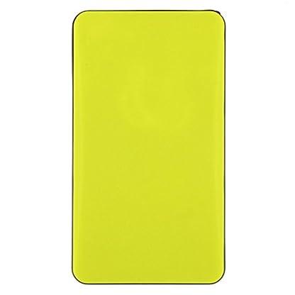 Maistore. Batería auxiliar de emergencia para coche, de 800 a 20.000 mAh, banco de energía, elevador de voltaje, con linterna LED, mini portátil, multifuncional, 5 colores
