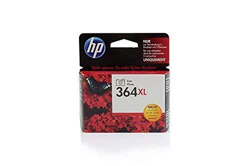 HP 364X L Black, Light Cyan, Light Magenta Ink Cartridge-Ink Cartridges (Black, Light Cyan, Light Magenta, HP PhotoSmart B8550, C5324, C5380, C6324, C6380, D5460, C510a, C309N/g, C310a, C309a, C410b, High, Inkjet, 5-80%,-40-70°C) (Hp Photosmart Ink C310)