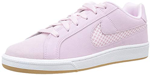 Nike Court Royale Premium, Scarpe da Tennis Donna, Rosa Pink Foam/Black 600, 39 EU