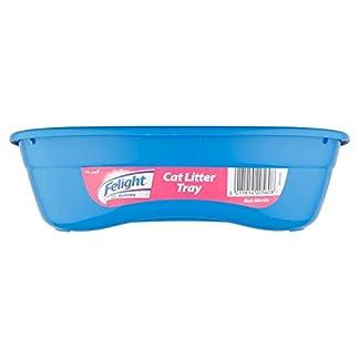 Bob Martin Cat Litter Tray – (Colour May Vary – Blue or Grey) 31ceWwkaJyL