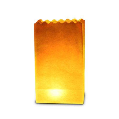 Candle-Bolsas Bolsas para velas (50Unidades)-Plain
