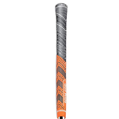 Golf Pride Plus 4Limited Edition Orange Golf Grip Herren Standard