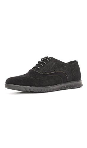 Reservoir Shoes Derby Joan - Homme Noir
