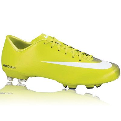 Nike, Scarpe da calcio bambini Giallo giallo Giallo