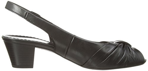 Gabor - Shallot, Sandali Donna Nero (Nero (Black Leather))