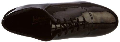 International Dance Shoes - Scarpe da danza, Uomo Nero (Schwarz (Black Patent))