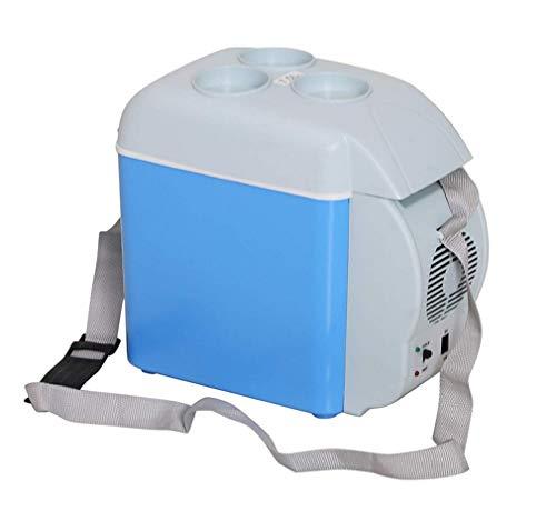 Auto Kühlschrank , 7,5 Liter Mini Auto Kühlschrank Kühlschrank tragbare elektrische Kühlbox Warmer Gefrierschrank Outdoor Caming Picknick Reise
