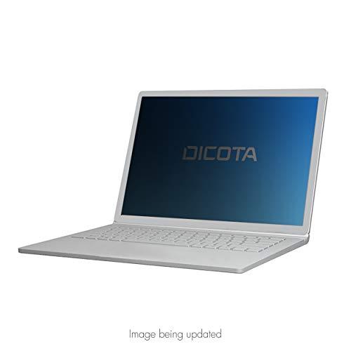 Dicota D31649 Secret 2-Way Blickschutzfolie für Lenovo MIIX 510 12/MIIX 520 Transparent Rot