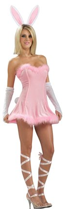 Honey Bunny Costume Adulto segreti Wishes - Media (HW60)
