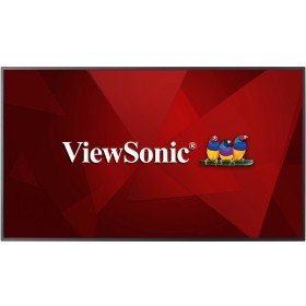 Viewsonic CDE6510 Signage-Display 165,1 cm (65 Zoll) LCD 4K Ultra HD Digital Signage Flat Panel Schwarz - Signage-Displays (165,1 cm (65 Zoll), LCD, 3840 x 2160 Pixel, 350 cd/m², 4K Ultra HD, 8 ms) -
