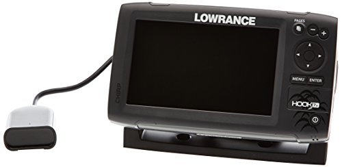 Lowrance Fischfinder Hook 7x Mid/High/DownScan, 000-12660-001