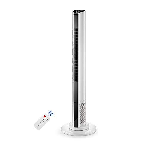 Mobile Klimageräte Tragbarer Fernsteuerungsklimaanlagenlüfter - leiser Kopf des Turms, vertikaler blattloser Luftkühler, Befeuchter, 300 * 1100mm