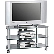 MAJA Mbel 1610 9499 TV Rack Metall Alu