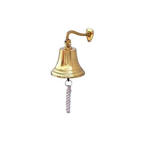Brass Hanging Glocke der Schiff 6
