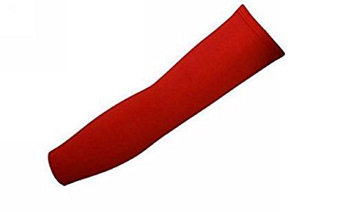 ewin24-1-par-2pcs-color-puro-manga-del-brazo-cubierta-sun-brazalete-proteccion-de-la-piel-rodilleras