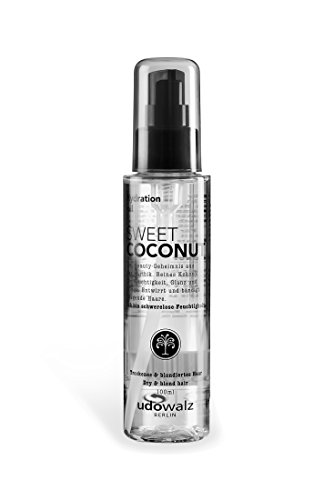 Udo Walz Hairfood Hydrating Oil Sweet Coconut, 1er Pack (1 x 100 ml)