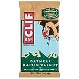 Clif Bar, 2.4 Ounce - Organic Oatmeal Raisin Walnut
