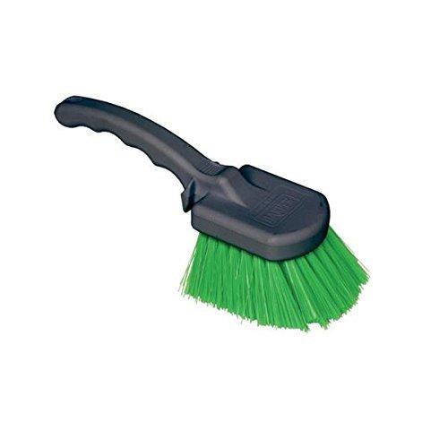 harper-brush-221-8-1-2-plastic-multi-purpose-gong-scrub-brush-green-soft-synthetic-by-harper-brush