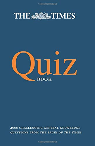 THE TIMES QUIZ...