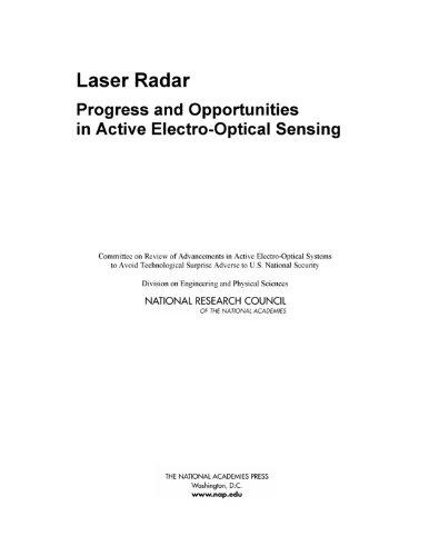 Laser Radar: Progress and Opportunities in Active Electro-Optical Sensing Radar-kontrolle