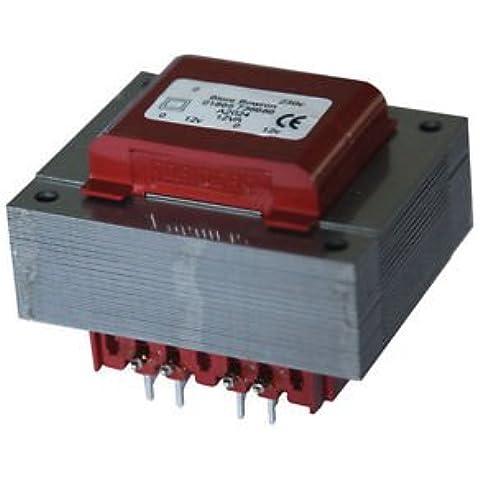 PCB Trasformatore di montaggio 3VA uscita 115V + 115V 3VA 9V + 9V prodotti nel Regno Unito