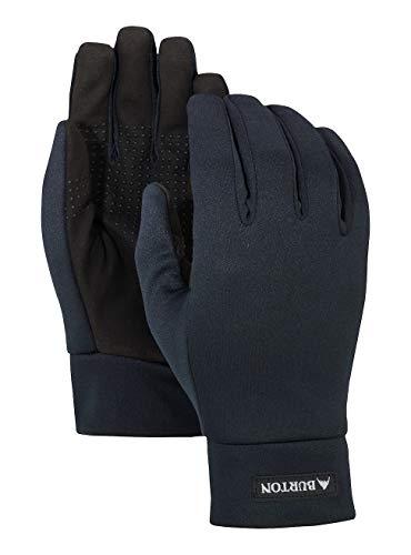 Burton Herren Snowboardhandschuhe TOUCH N GO LINER True Black, XL - Winter Handschuhe Herren Burton
