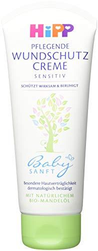 HiPP Babysanft pflegende Wundschutz-Creme, 1er Pack (1 x 100 ml)