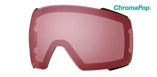 Smith Optics I/O MAG Lens ChromaPop Everyday Rose 3M Ersatzscheibe (Smith Lens Optics-goggles)