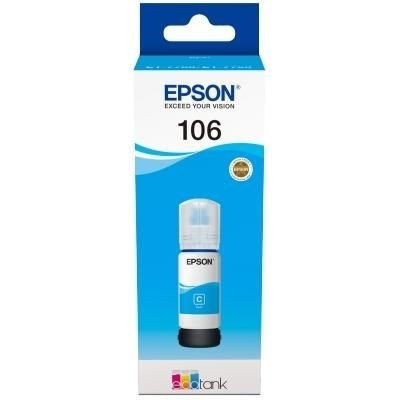 Preisvergleich Produktbild Epson C13T00R240 Original Tintenpatronen, 1er Pack, Cyan