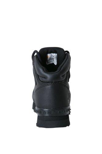 Timberland - Euro Rock Chaussures de randonnée noir 6489R pour enfants en bas âge Noir