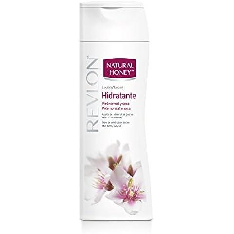 Natural Honey - Loción Hidratante - Piel normal y seca - 400 ml