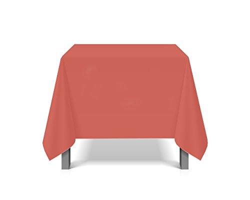 Nappe de vinyle imperméable waterproof rouge 200 x 230cm