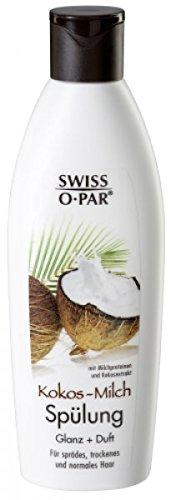Swiss-o-Par - 10 x Kokos-Milch Spülung, á 250 ml (2,5 Liter)