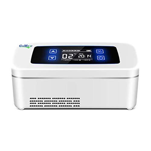 Kievy Refrigerador de medicamentos y Enfriador de insulina con Sistema de Control...