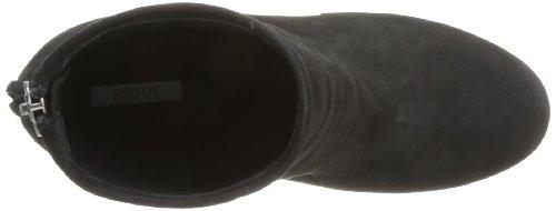 Geox D Mahalia A, Bottes femme Noir (Black)